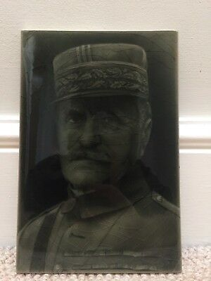 General Foch Tile by JH Barratt - Rare Item