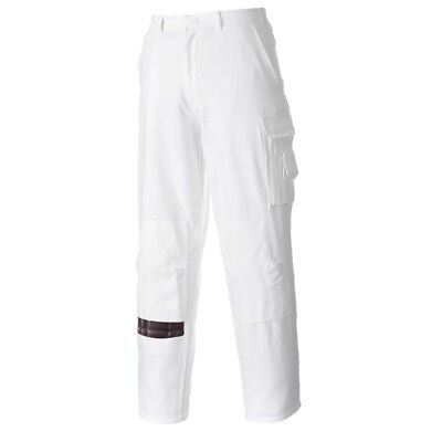 Mens Portwest Painters and Decorators Work Cargo Trousers - S817