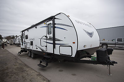 New 2017 Keystone Outback Ultra Lite 278URL Travel Trailer RV at Wholesale Price
