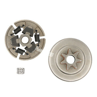 "3/8""-7T CLUTCH DRUM CHAIN SPROCKET COVER for 1123 640 2003 STIHL 018 017 MS170"