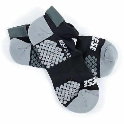 Dainese D-Core Footie Ankle Socks Black/Anthracite