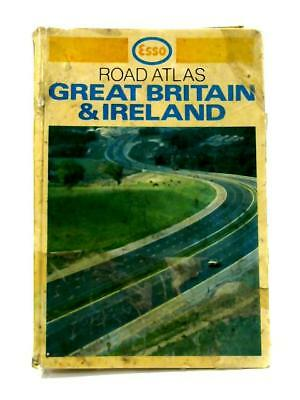 Esso Road Atlas: Great Britain & Ireland Book (Anon - 1975) (ID:71928)