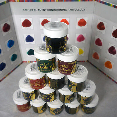 LA RICHE Directions Semi-Permanent Hair Dye Choose Your Color Ship From USA  New