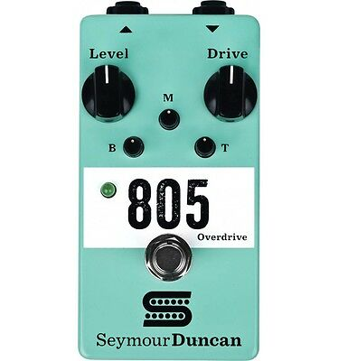 Seymour Duncan 805-OD - Overdrive guitare