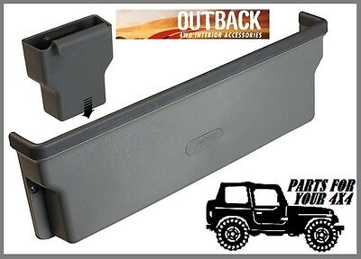 OUTBACK DOOR POCKETS(set of 2) FOR 70 SERIES TOYOTA LANDCRUISERS & TROOP CARRIER