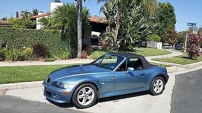 2001 BMW Z3 Convertible Low Miles BMW Z3 MINT Convertible! Only 36k miles!