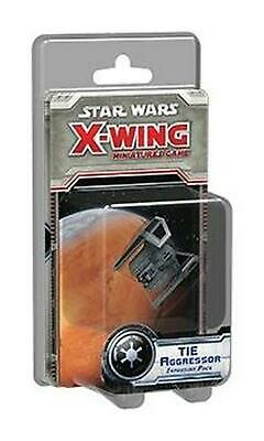 Star Wars - X-Wing Miniatures Game - TIE Aggressor Expansion Pack - Fantasy Flig