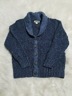 Cherokee Boys Knitted Sweater Size 6-7
