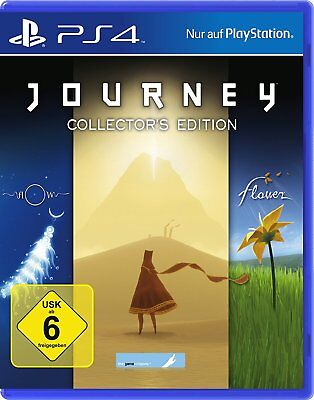Journey Collector's Edition - PlayStation 4 / PS4 (NEU & OVP!)