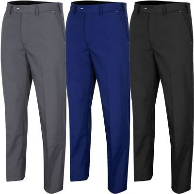 2017 Island Green Tapered Leg Pant Zipped Fly Performance Mens Golf Trousers