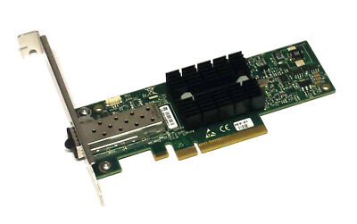 HP 671798-001 PCIe x8 NIC 10Gigabit 10GBe SFP+ Single Port Server Adapter 10Gbit