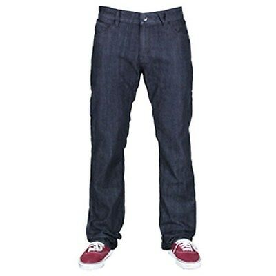Volcom Men's Solver Rune Wash Jeans Modern Fit Casual