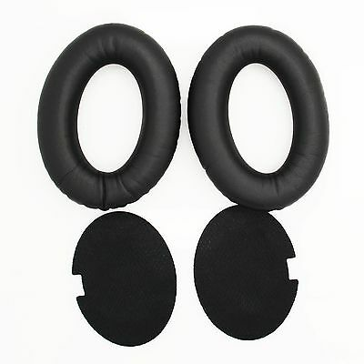 Replacement Cushion Pads Ear Cups for B0SE QuietComfort 2 QC2 QC15 QC25 AE2 AE2I