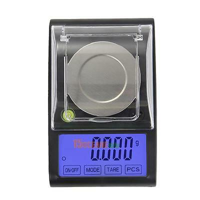 50g/0.001g Milligram Precision Digital Jewelry Diamond Scale Weight Balance Gram