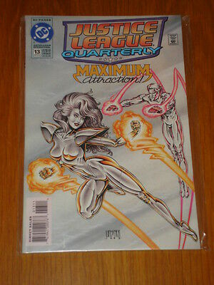 Justice League Quarterly #13 Vol 1 Dc Comic  Linsner Cv December 1993