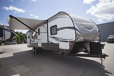New 2018 Forest River Wildwood 27RKSS Travel Trailer Camper at Discounted Price