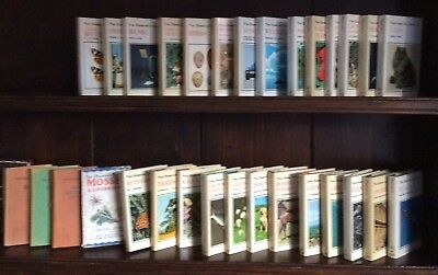 The Observer's Series Books 1-30 Published By Frederick Warne & Co Ltd
