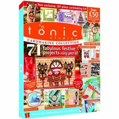Tonic Studios Cardmaking Collection Kit - Issue 3 - Over £50 Of Crafting Goodies