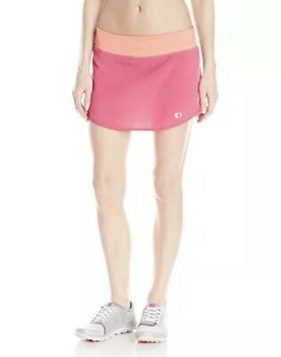 Pearl Izumi Run Women's Fly Skirt, Extra Large, Honeysuckle, New With Tags