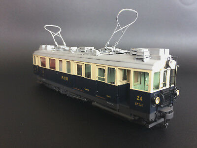 LEMACO H0m-022/a MOB Triebwagen BFZe 4/4 Nr. 24