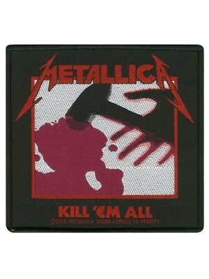 Metallica Kill 'Em All Patch - NEW & OFFICIAL