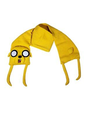 Adventure Time Jake Scarf - NEW & OFFICIAL