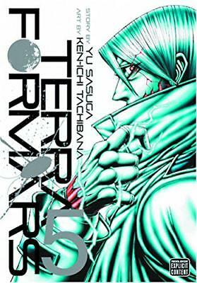 Terra Formars Volume 5 by Sasuga, Yu | Paperback Book | 9781421571584 | NEW
