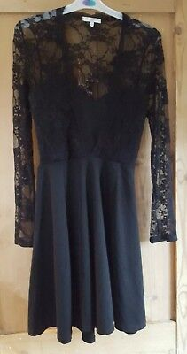 New look lace dress size 14