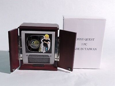 M553. Hanna-Barbera JONNY QUEST Pioneers of Animation LE Fossil Watch (1996)