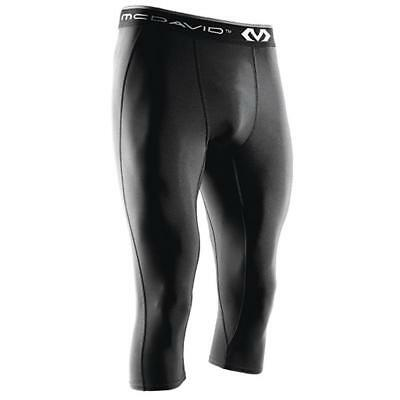 White MD7200 Double Layer with FlexCup CLEARANCE McDavid Compression Shorts
