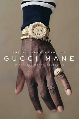 Autobiography of Gucci Mane by Gucci Mane Hardcover Book Free Shipping!