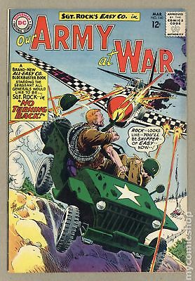 Our Army at War (1952) #140 FN- 5.5