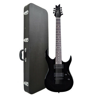 Artist Spiritus7+C Electric 7 String Guitar + Case  - New