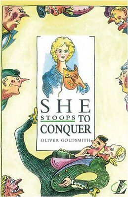 She Stoops to Conquer (NEW LONGMAN LITERATURE 14-18),Oliver Goldsmith, Roy Blat