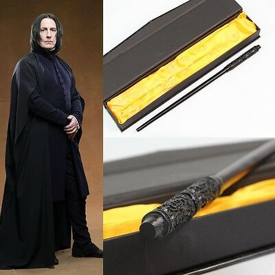 Harry Potter Magical Severus Snape Wand Figure Cosplay Props Replica In Box Toys