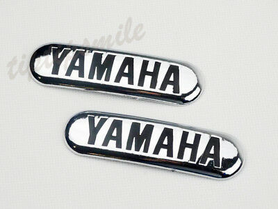 90mm Fuel Tank Decal Emblem For Yamaha Gas Fairing Motorcycle Stickers Custom