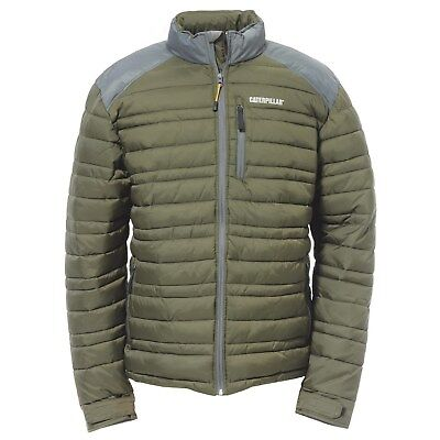 Defender Insulated Jacket - Moss