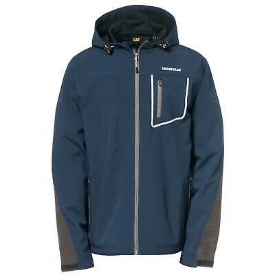 Capstone Hooded Soft Shell - Marine
