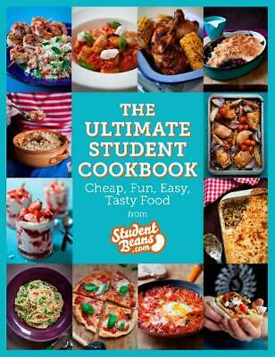 The Ultimate Student Cookbook: Cheap, Fun, Easy,, studentbeans.com, Very Good