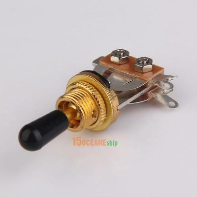 3-Way Guitar Selector Pickup Toggle Switch Parts for Les Paul Gold