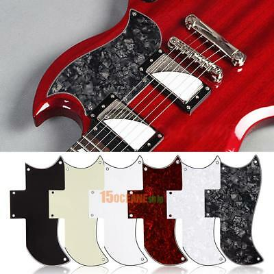 Scratch Plate PickGuard Pick Guard for Gibson SG Style Electric Guitars
