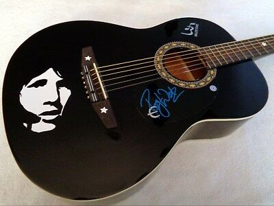 ROGER WATERS (PINK FLOYD) Signed Acoustic Guitar w/ COA - NEW, NO RESERVE!