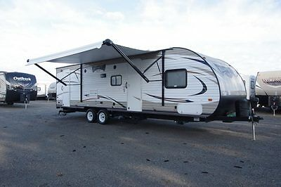 Forest River Wildwood X-Lite 263BHXL Travel Trailer Bunkhouse Discounted Price
