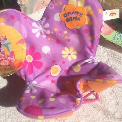 Manhattan Toy Groovy Girl Butterfly Chair New With Tags