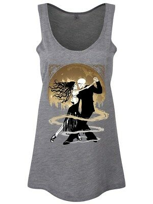 The Dance Of Eternity Women's Grey Floaty Vest