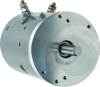 Starter For Monarch Road Equipment, Nu-Star Equipment DC Motor 12-Volt; CW 8076