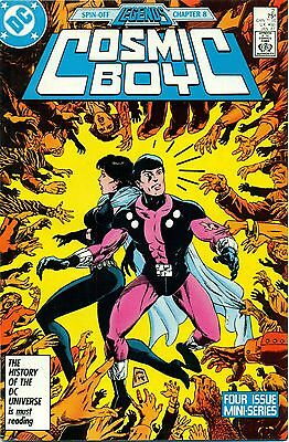 Cosmic Boy (DC, 1986 series) #2 VF
