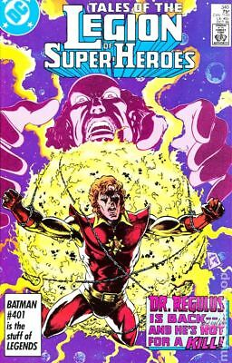 Legion of Super-Heroes (1980 2nd Series) #340 VF