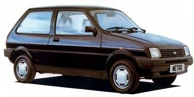Manuale Officina Austin Mg Metro My 1980 - 1990 Workshop Manual Service Email