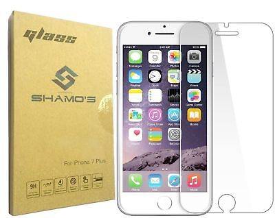 Shamo's Screen Protector for iPhone 6s Plus / 6 Plus Tempered Glass HD Premium